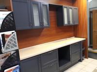 кухня Фортвуд (массив Т Ясень с столешн. из массива ясеня)