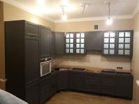 Кухня из массива Фортвуд (Чеховский р-н,КП Дубрава)