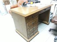 Стол письменный из дуба производства Гомельдрев (Беларусь)