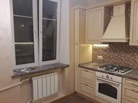 кухня крашенный МДФ с патиной Париж №1 (ул.Гражданская,д.4)