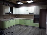 кухня с фасадами ПОСТФОРМИНГ (ул.Полевая)
