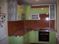 Кухня из Постформинга (село Липицы)