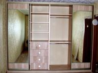шкафы-купе встроенные