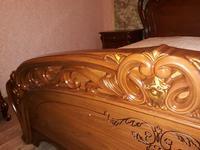 Спальня Аллегро 2Д1 (4-х дв. с/з 2 тум.пр. кров.дв.стол туал.с/з) ЦВЕТ ОРЕХ  (Беларусь)
