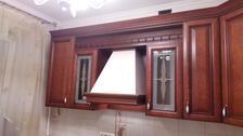 кухня из массива Черешни (г.Протвино, ул.Ленина, д.34)