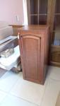 Шкафчик (тумба) с 2-мя полками внутри