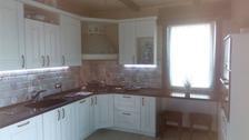 Кухня из массива Ясеня (КП Новиково)