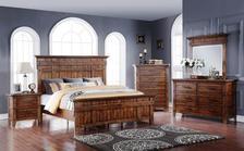 Спальни из массива