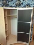Радиусные шкафы-купе