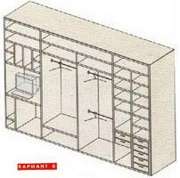Наполнение шкафа зов мебель в серпухове.
